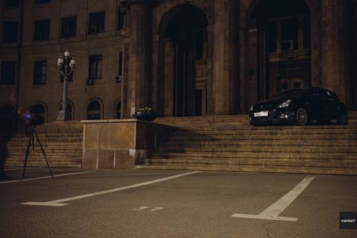 Фотосъемка автомобилей Opel Corsa OPC, Astra OPC